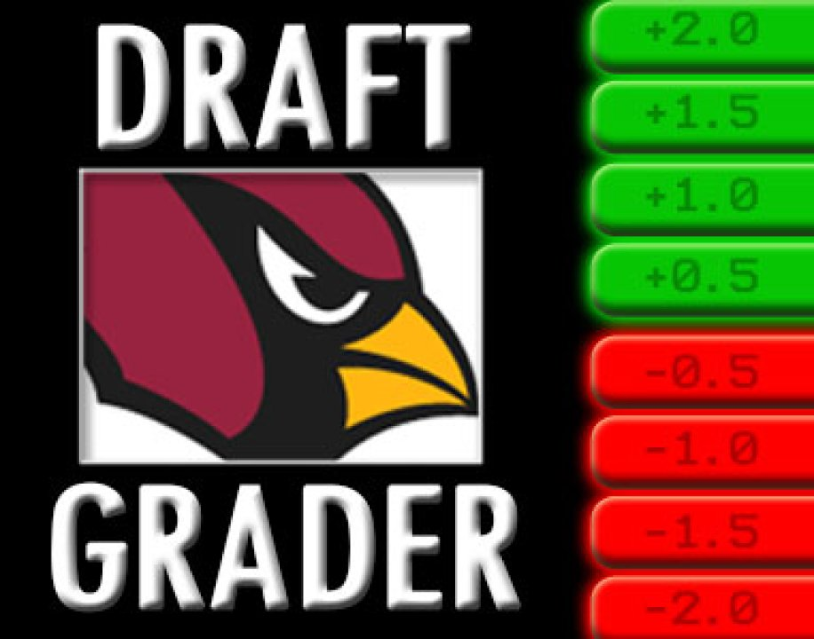 Draft Grader Arizona Cardinals
