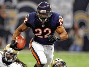 Bears Running Back Matt Forte