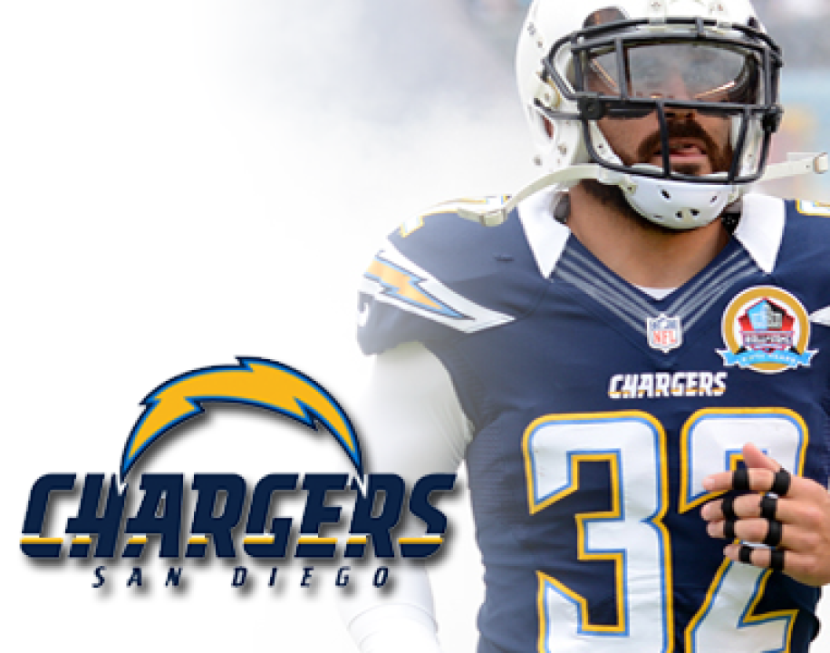 2017 Depth Chart San Go Chargers