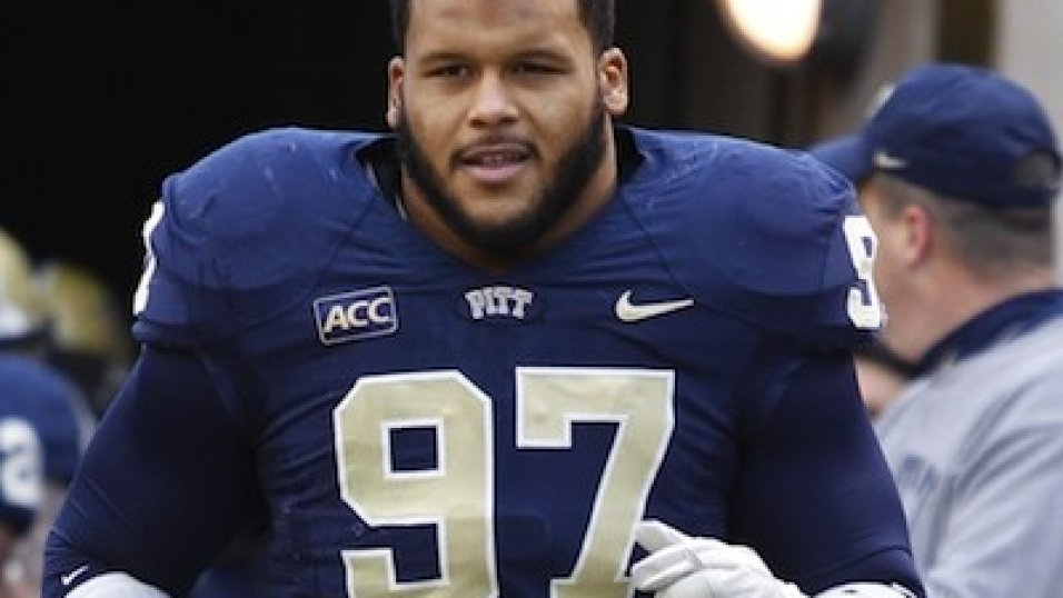 Draft Profile Aaron Donald Pff News Analysis Pff