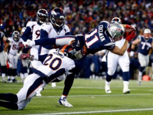 Denver Broncos v New England Patriots