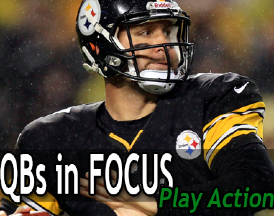 QBs in Focus: Play Action   PFF News & Analysis   Pro