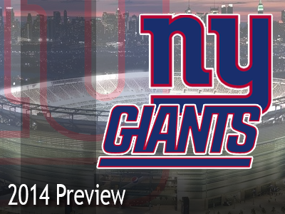 2014 Preview: New York Giants | PFF
