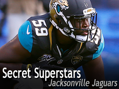 Secret Superstars: Jacksonville Jaguars