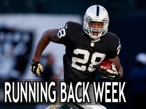 RB Week 1