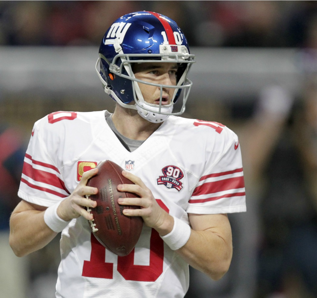 Eli Manning Isn T Even A Top 20 Qb Right Now Pff