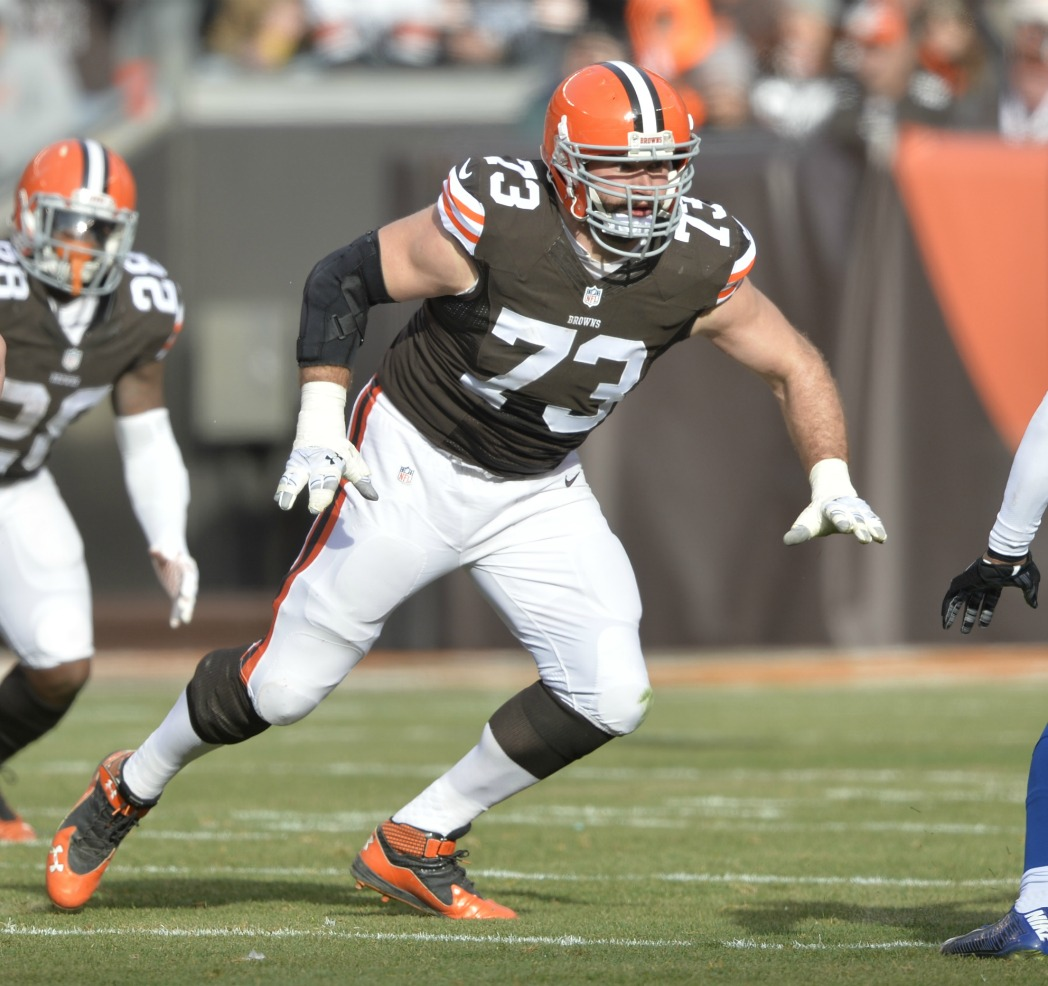 Browns Would Be Insane To Trade Joe Thomas Pff