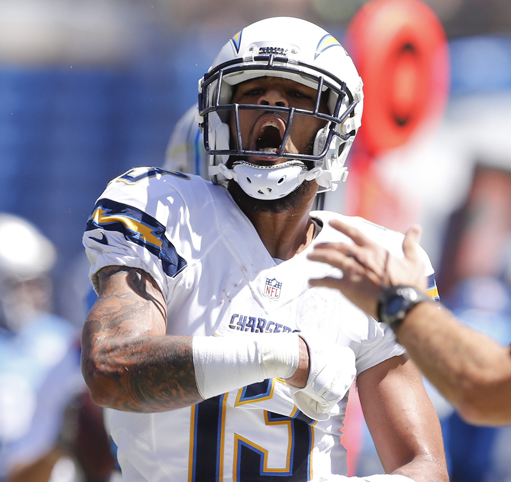 San Diego Chargers Chargers: Fantasy Football Depth Charts: San Diego Chargers