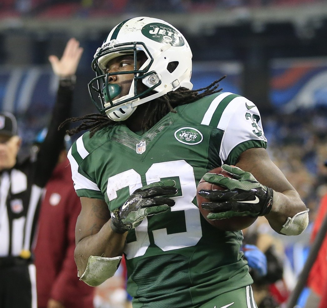 Don't dismiss Brandon Marshall's comments about Chris Ivory | PFF ...