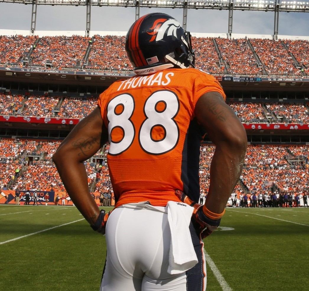 Chris Harris: Broncos hit 'rock bottom' in loss to Eagles