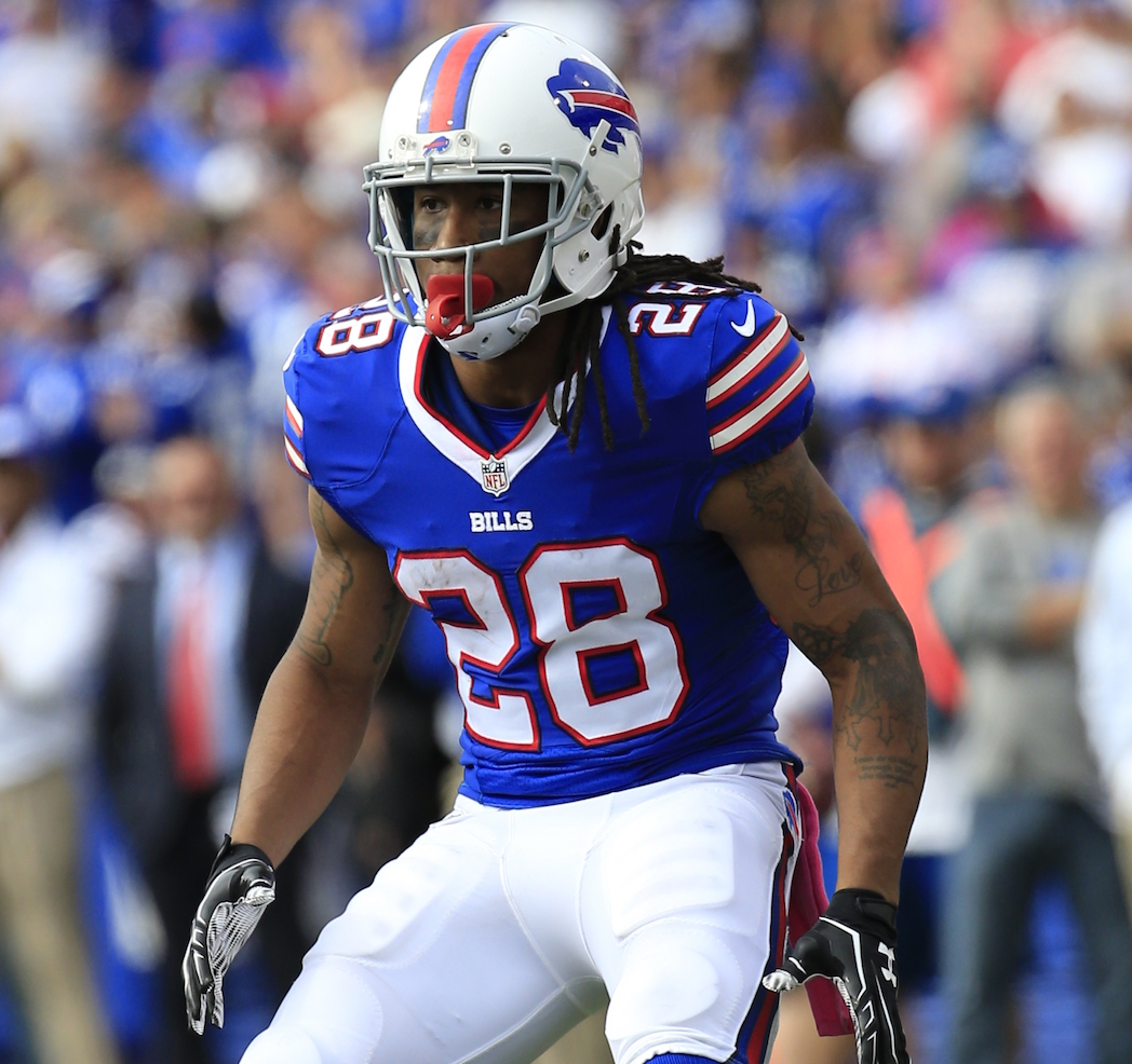 Ronald Darby slated to be Buffalo's No. 1 CB in 2017 | PFF News ...