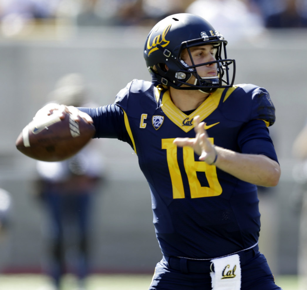 Why Jared Goff Is The Best Qb Prospect In The Country Pff