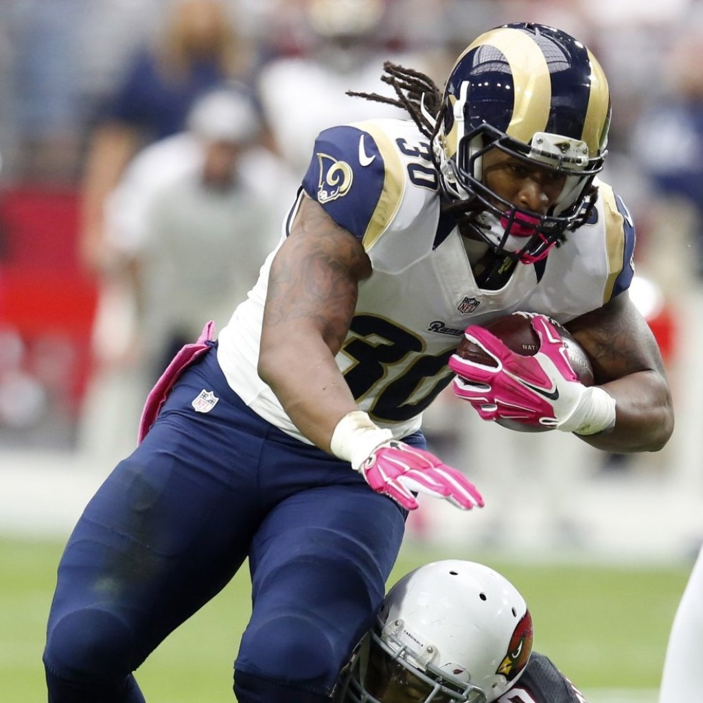 Todd Gurley wants ALL contracts to be guaranteed in the NFL and he says players might have to STRIKE in order to get em! Its been a heated debate for