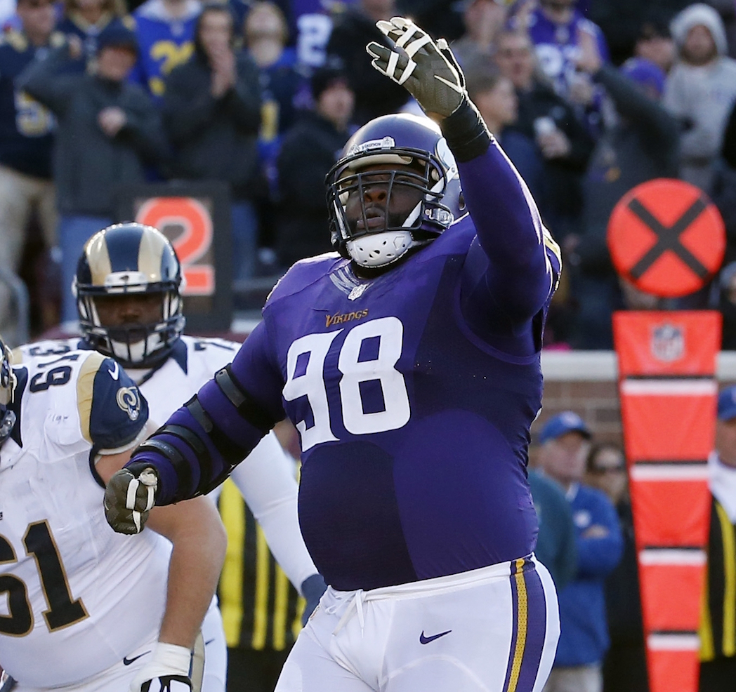 Why Linval Joseph is one of the league s best 101 players