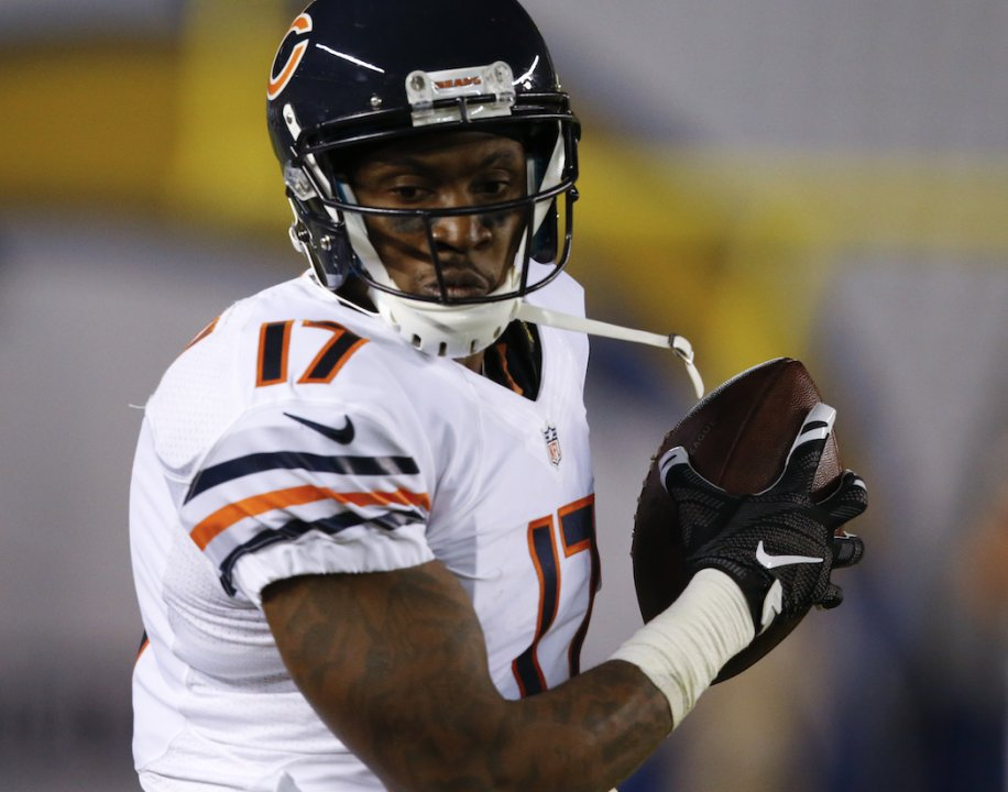 2016 Fantasy Football Depth Charts Chicago Bears