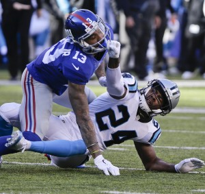 Josh Norman vs. Odell Beckham Jr.