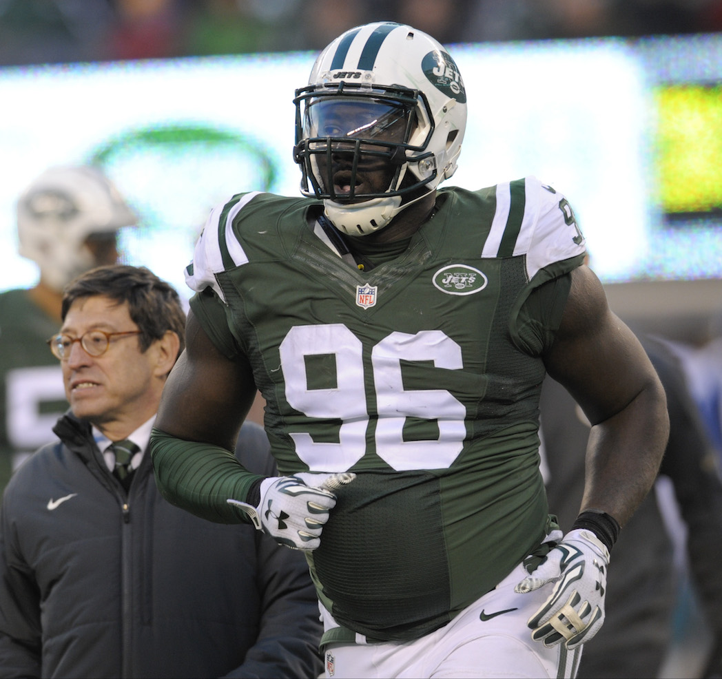 Muhammad Wilkerson New York Jets LE NFL and PFF stats