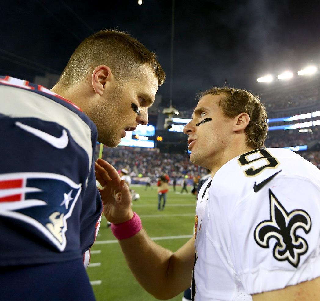 Saints defensive coordinator Dennis Allen talks facing the Patriots