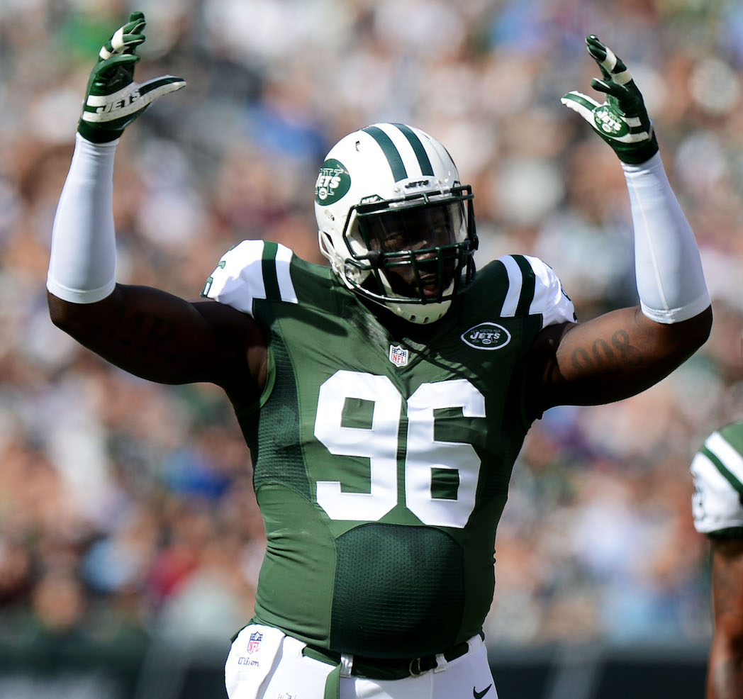 What is Muhammad Wilkerson s value to Jets