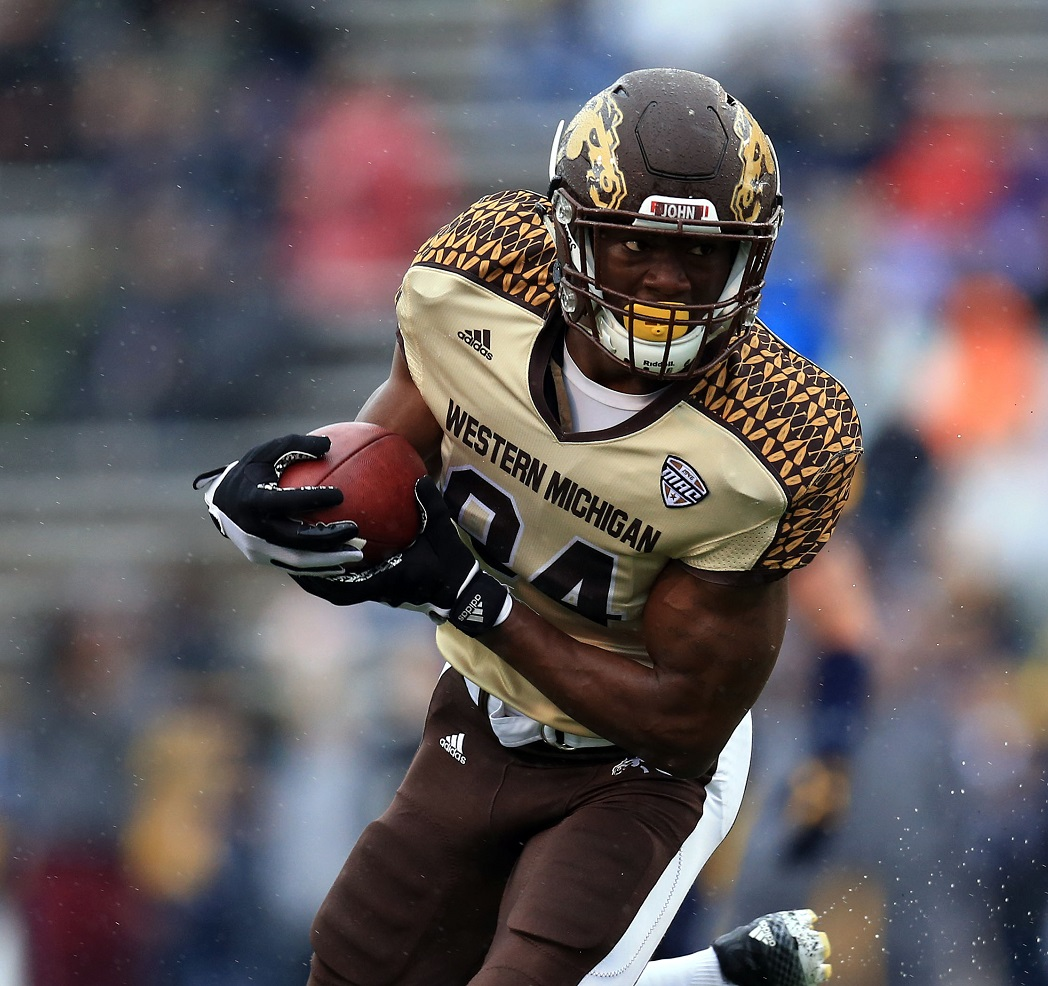 Ranking the 30 best wide receiver draft prospects of 2017 ...