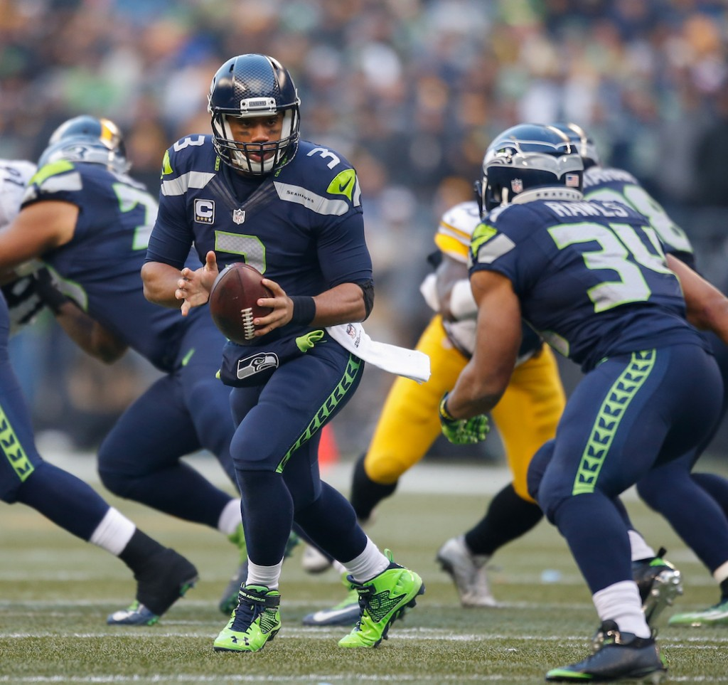 Fantasy Football Depth Charts Seattle Seahawks Pff