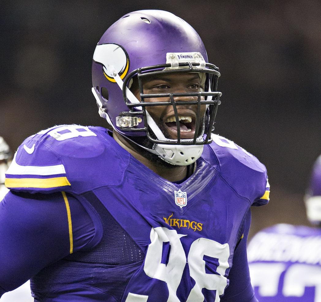 Linval Joseph Minnesota Vikings NT NFL and PFF stats