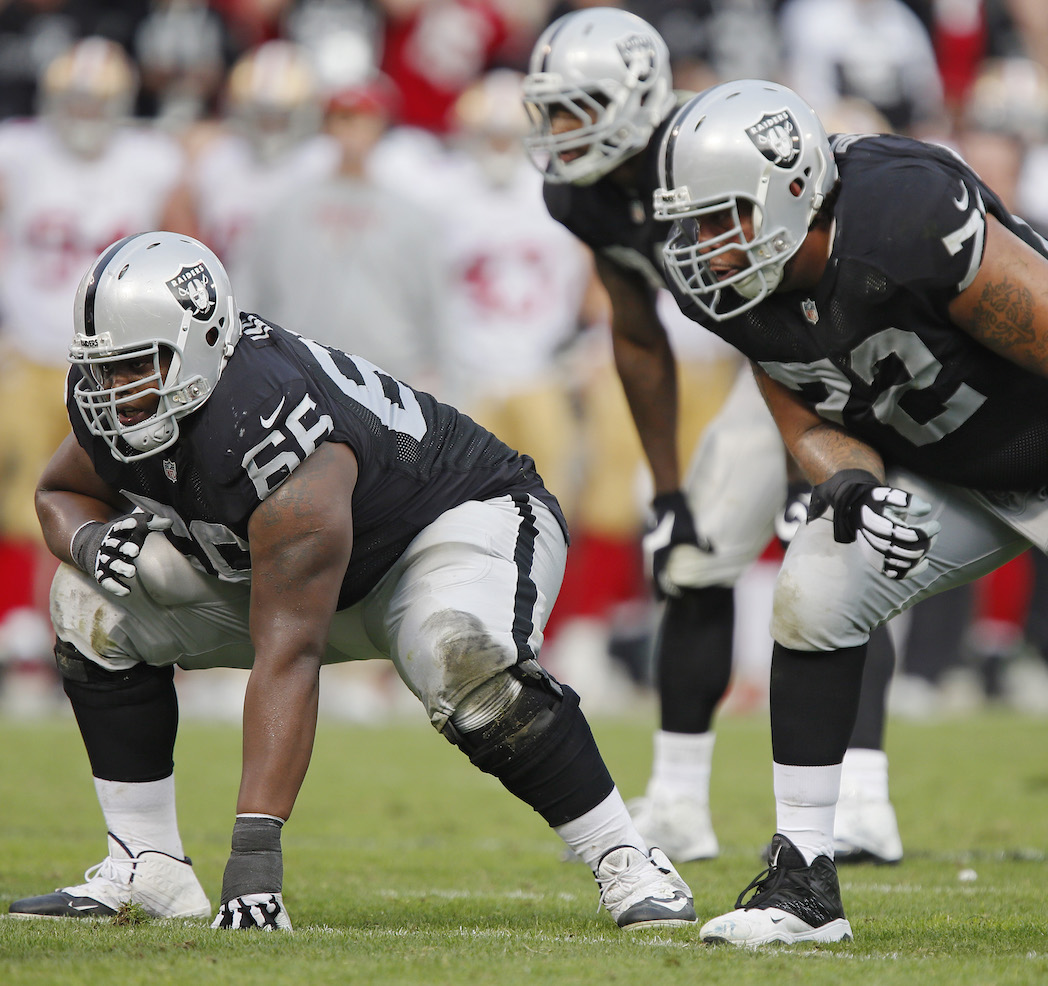 Gabe Jackson Oakland Raiders RG NFL and PFF stats