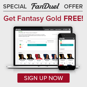 Free Fantasy Gold with Fanduel