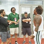 Jets DE Leonard Williams