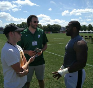 Brandon Graham, Eagles, Training Camp