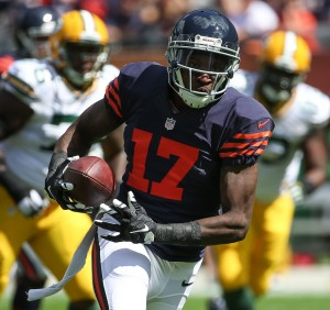 Bears WR Alshon Jeffery