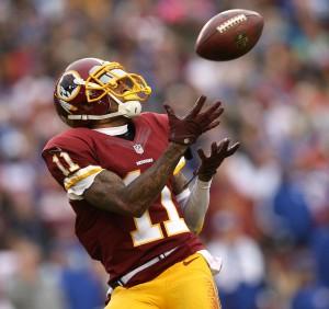 Redskins WR DeSean Jackson