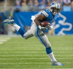 Lions RB Theo Riddick