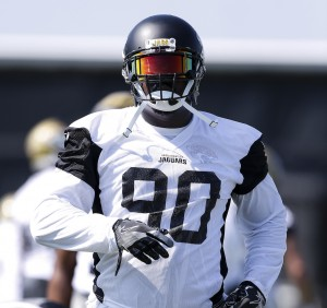 Jaguars DT Malik Jackson