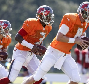 Jameis Winston Buccaneers Training Camp