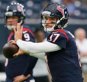 Texans QB Brock Osweiler