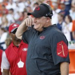 49ers head coach Chip Kelly
