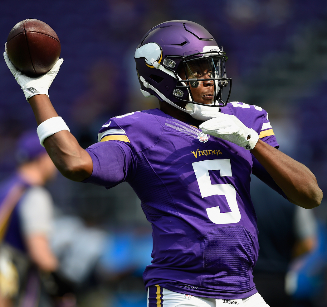 Bridgewater will be 'ready to go' after PUP stint