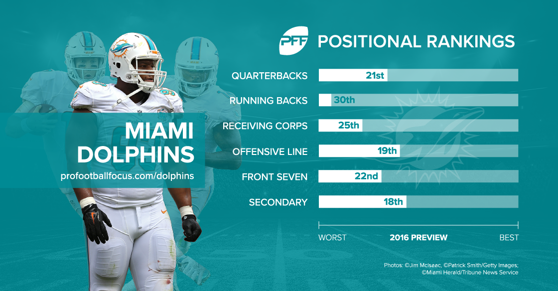 Miami Dolphins team preview