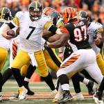 Geno Atkins and Ben Roethlisberger