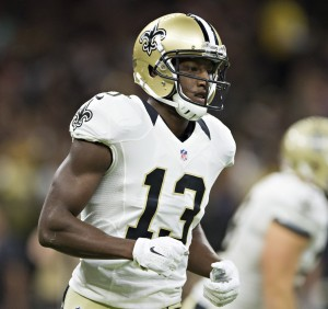 Saints WR Michael Thomas