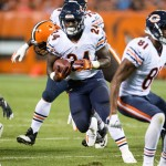 Bears RB Jordan Howard