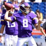Vikings QB Sam Bradford