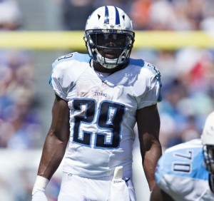 Titans RB DeMarco Murray