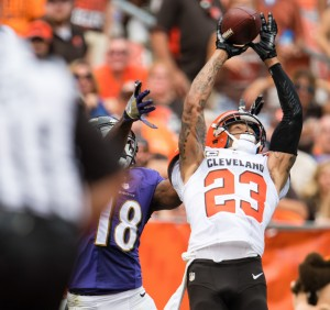 Browns CB Joe Haden