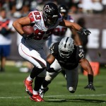 Falcons TE Jacob Tamme