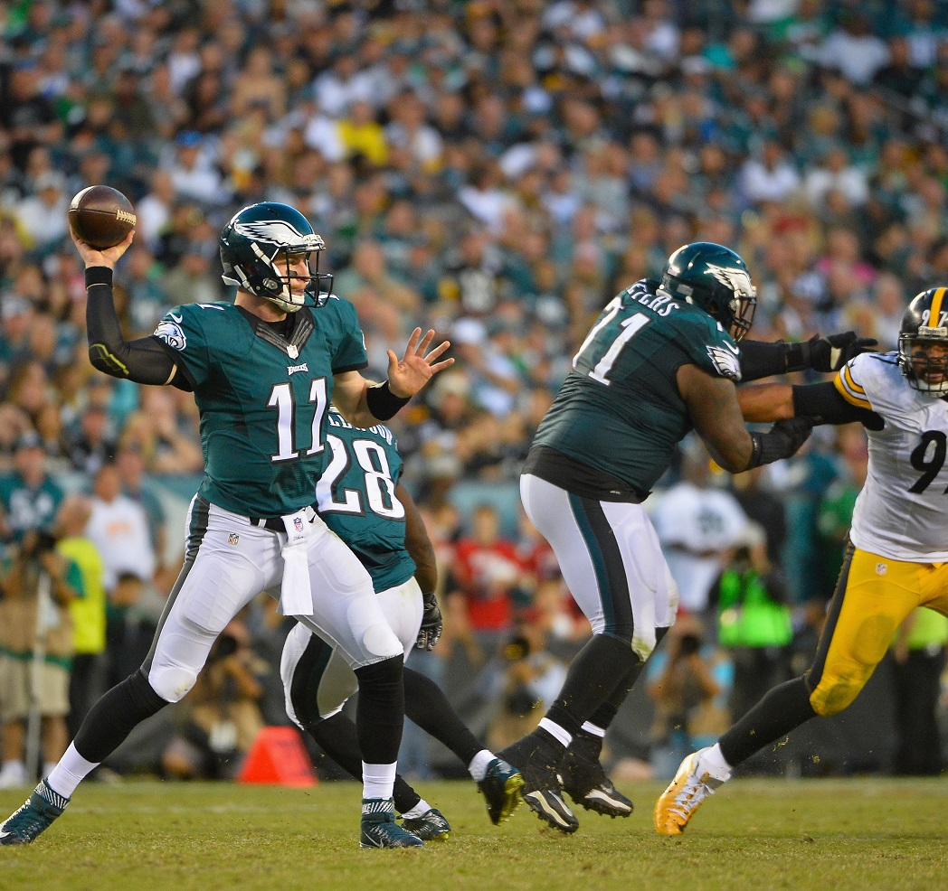 Carson Wentz Says Eagles Have the Talent to Win NFC East