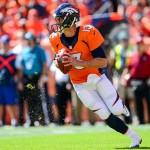 Broncos QB Trevor Siemian