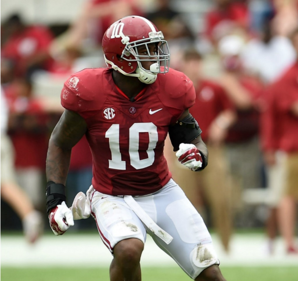 Reuben Foster Is The Best Most Complete Lb In The Nation