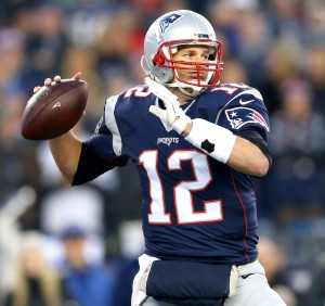 Patriots QB Tom Brady